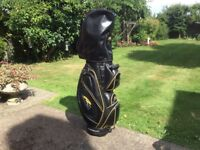 Powakaddy vinal golf cart bag