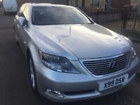 Lexus LS 600hl, 2008 model, immaculate cond