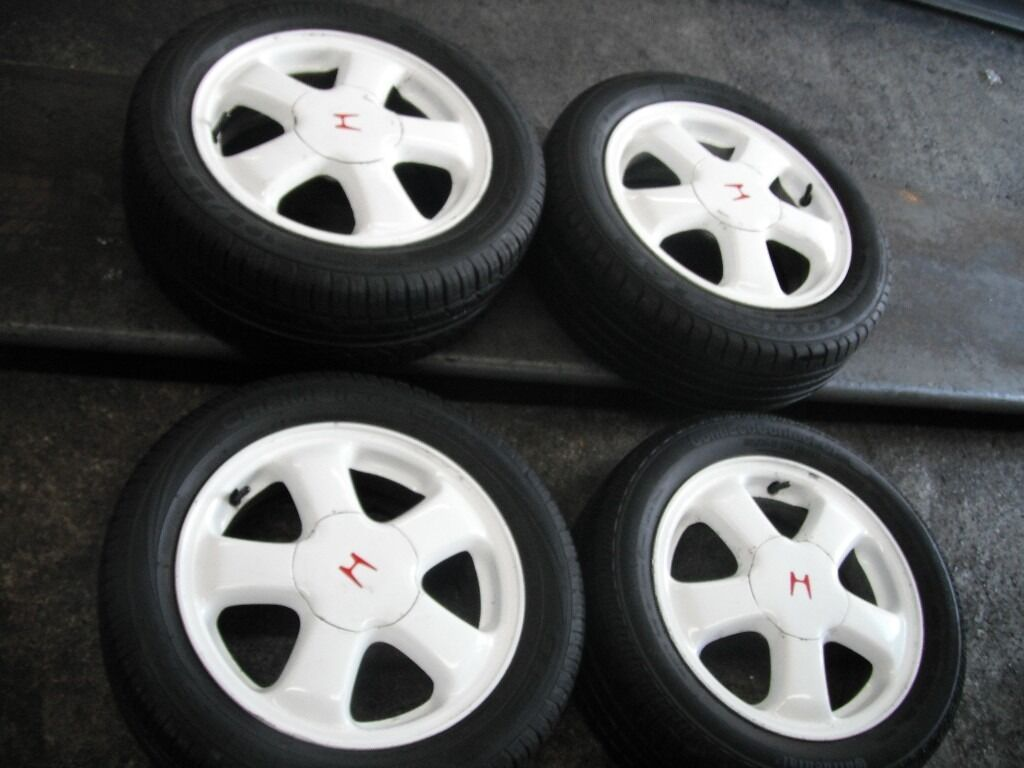 Honda Civic Fat Fives Vti Sir Ek Eg Ef Jazz Accord Alloys