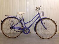 Classic City Bike RALEIGH CAPRICE hub gears SERVICED