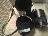 Yashica Reflex 500mm F8 Mirror Lens made in Japan