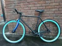 Men's custom bike