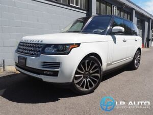 2016 Land Rover Range Rover 5.0L V8 Supercharged Autobiography!