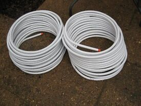 under floor heating pipe i have two rolls both as new bargain £30