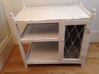 Cutesy Vintage /Shabby Chic cabinet