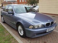 bmw 525i se 5 speed manual 2002 low millage drives excellent