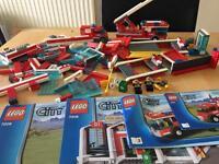 VINTAGE LEGO SET 7208