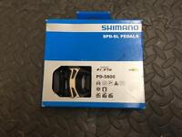 Shimano 105 SPD-SL Pedals BNIB