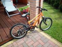 """Apollo Stomp Junior Mountain Bike - 20"""""""