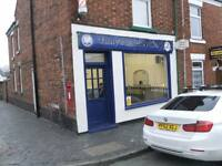 Barber Shop to rent including all bills just off Crewe Town Centre