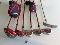 Nike VRS junior golf set