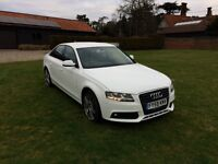 2009 Audi A4 SE TDI Executive Low mileage
