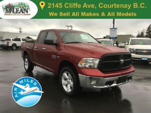 2014 Ram 1500 SLT Remote Start Satellite Radio Bluetooth