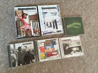 2 DVDs & 4 CDs stereophonics