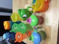 Free toddler cups