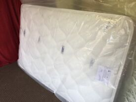 BRAND NEW MYERS 3/4 (4FT) DOUBLE MATTRESS,CAN DELIVER