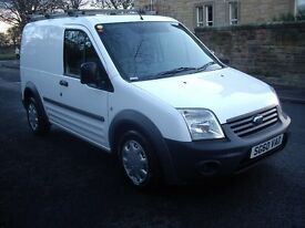 FORD TRANSIT CONNECT 60 REG 2010