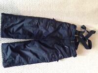 Kids Dare2B ski salopettes - Henleaze Bristol Size 5-6yrs