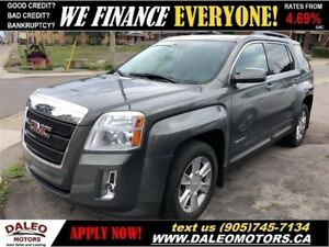2013 GMC Terrain SLE-2 |AWD| NAV| BACK UP CAMERA | HEATED SEATS