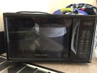 Morphs Richards 20l microwave very good condition