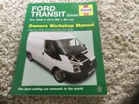 Transit workshop manual
