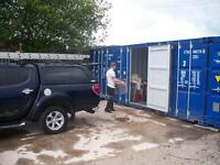 warrington storage containers offers self storage for business and household based in WA4 Warrington