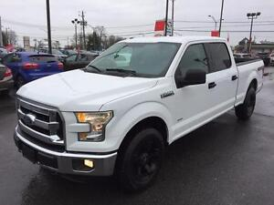2016 Ford F-150 SUPERCREW XLT 4x4 Ecoboost V6 3.5L - MAGS NOIRS
