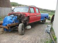 1978 ford crew cab with 1990 5.9 cummins