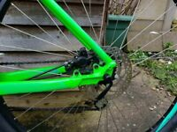 Cube SL AIM 2015 29er Mountain Bike px swap?