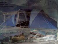 Pro Action 6 Men tent - Blue - Excellent condition