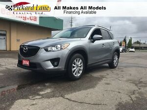 2014 Mazda CX-5 SPORT! FACTORY NAVIGATION! BACKUP CAMERA!