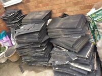 200+ Slate like Roofing Tile (various condition)