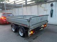 Nugent Electric Tipping Trailer