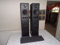 Mission 752 Floor Standing Speakers - The Original 752 NOT Freedom Edition!