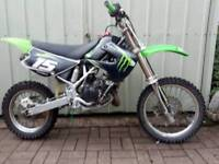 Kx85 2005