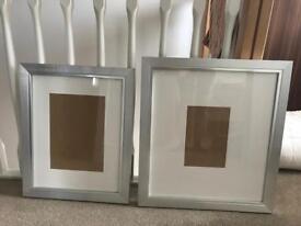 2 photo frames - york - free