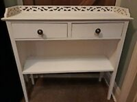 Chest of drawers/console table