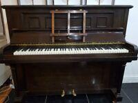 Piano. Witton, Witton & Co.