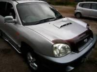 Hyundai Santa fe CRD