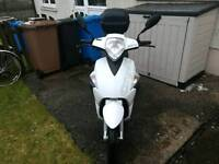 Scooter 50cc genetic