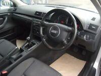 2003 03 AUDI A4 2.0 SE 4D 129 BHP **** GUARANTEED FINANCE **** PART EX WELCOME