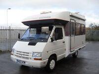 renault Campervan / motorhome. may px mk5/6 rs escort