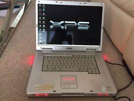 Dell XPS M1710 laptop