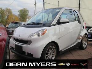 2010 Smart fortwo coupe