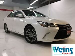 2015 Toyota Camry SE , 1 OWNER , LOCAL CAR