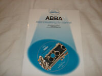 ABBA Easy Playalong for Clarinet with CD