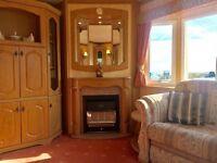 Cheap static caravan, stunning seaside resort, onsite fishing lake ,pet friendly