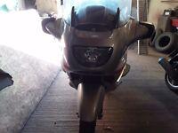 BMW K1200 LT with New MOT
