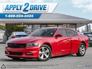 Red Dodge Charger SXT New tires, Fully Inspected Check it out!!