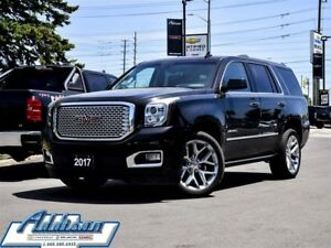 2017 GMC Yukon Denali DVD PWR Steps ALL Options